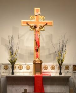 crucifix triduum