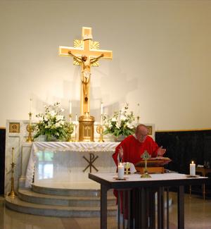 fr. david mass