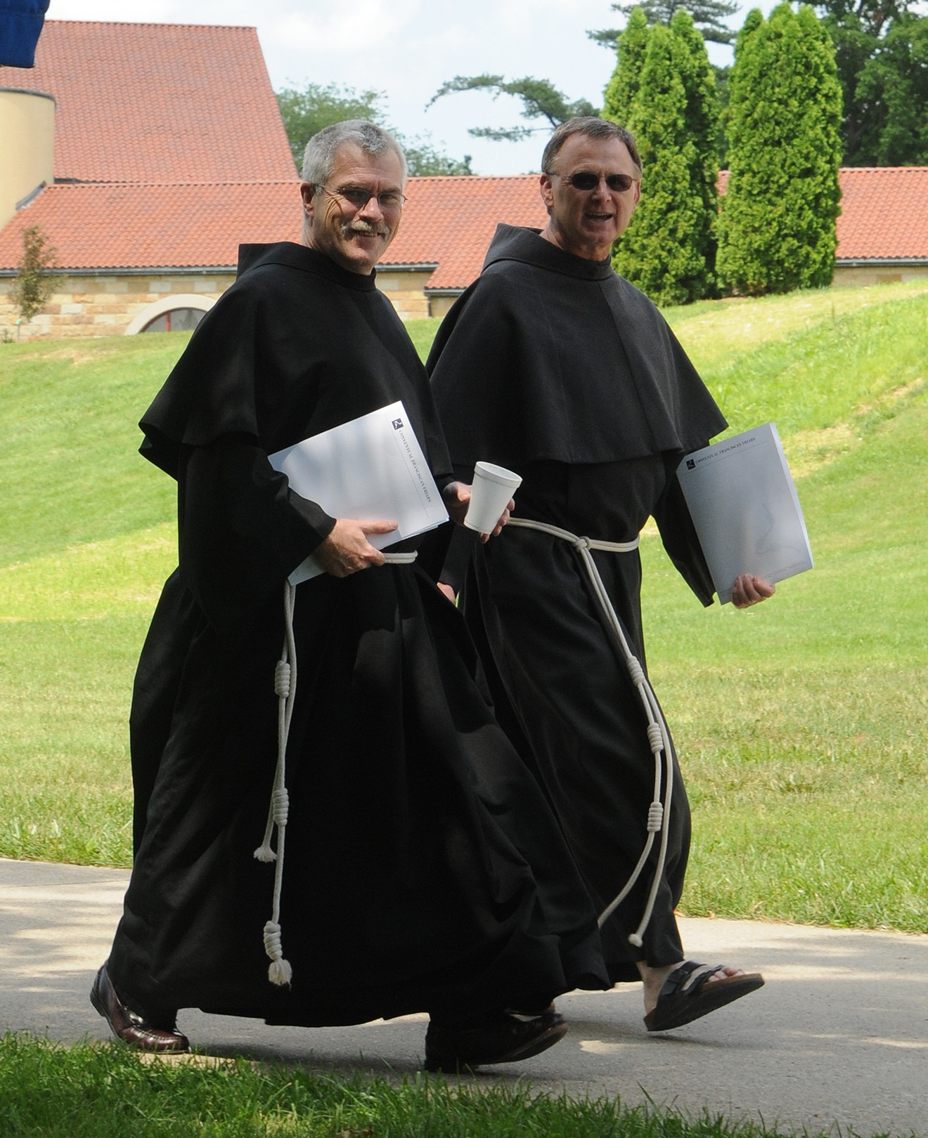 What We Do Conventual Franciscan Friars