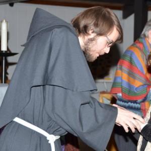 Friar Ian Bremar will profess Solemn Vows August 21, 2015.