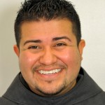 Friar Mario Serrano serves as director of campus minister at Our Lady of the Lake University in San Antonio, Texas. He will be ordained a Transitional Deacon in April 2016.