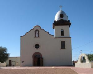 Isleta del Sur at Mt. Carmel Parish in El Paso, TX