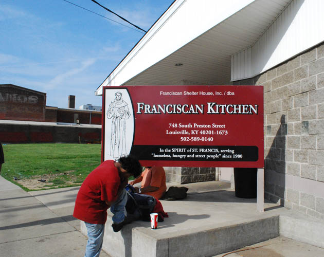 Franciscan Soup Kitchen Louisville Ky
