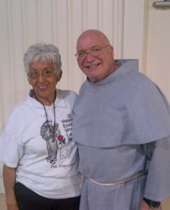 Fr. Cyprian Uline, OFM Conv.