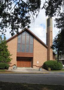 St. Francis Xavier Parish in Brunswick