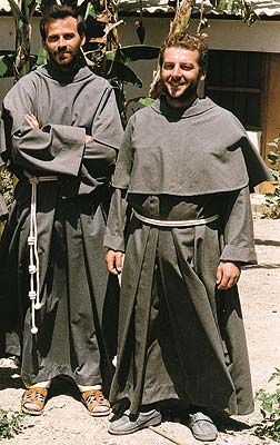 On December 5th, two Conventual Franciscans, martyrs Friar Zbigniew Strzałkowski and Friar Michał Tomaszek, along with diocesan priest Fr. Alessandro Diordi, will be beatified in Chimbote, Peru. In August 1991 the guerrillas of the Shining Path terrorist group escalated their violence against the Catholic Church, because of the Church's witness of solidarity with the most disadvantaged. They announced that they would kill a priest every week in the Diocese of Chimbote. On August 9, Michał and Zbigniew were taken from a village church at the end of the evening Eucharistic celebration. After a brief 'trial,' they were led out of the village and killed.