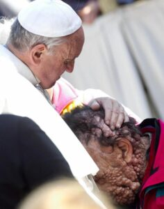 Pope Francis opens Year of Mercy