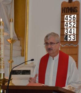 Fr. Jude Winkler, OFM Conv.