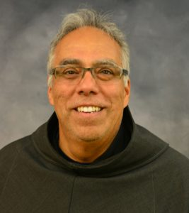 Fr. Miguel Briseno is the pastor at Mount Carmel Parish/Ysleta Mission in El Paso, Texas. Ysleta Mission is the oldest mission in Texas and the second oldest continually active parish in the US.