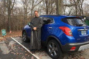friar john car unwrapped