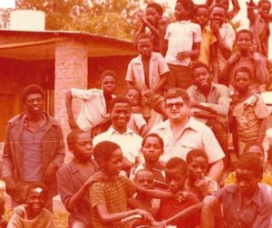 Fr. Joel in Zambia